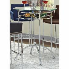 glass top counter height dining table gl bistro set bar pub and intended for round glass bar height table