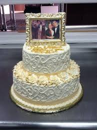 Ideas 50th Wedding Anniversary Cakes For Anniversary Cakes