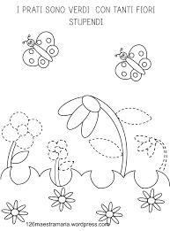 Pregrafismo Di Primavera Maestramaria