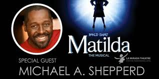 The West Of Broadway Podcast Chats With Michael A