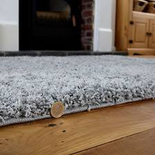 rug 160 x 230. item 3 - small x extra large thick modern 5cm high pile plain soft non-shed shaggy rugs rug 160 230