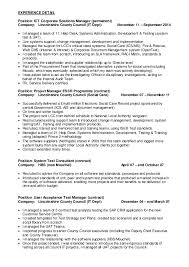 Qa Test Manager Resume