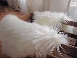 fur rugs unique flooring faux sheepskin rug white rug ikea