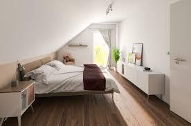 Schlafzimmer Modern Mit Dachschräge Einrichtung Ideen Massivhaus