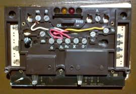 heat pump without ob wire how to wire to electronic thermostats honeywell thermostat wiring color code at York Thermostat Wiring
