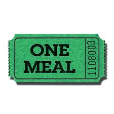 Free Meal Ticket Template Cool Meal Ticket Template Wphub