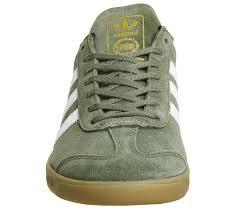 adidas khaki trainers. adidas-hamburg-trainers-khaki-white-exclusive-trainers-shoes adidas khaki trainers c