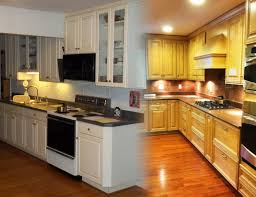 Remodeling A Galley Kitchen The Most Brilliant Remodel Galley Kitchen Before After For