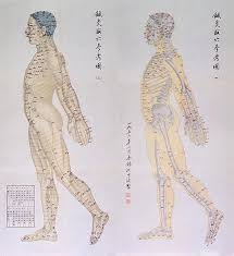 Chinese Chart Of Acupuncture Points