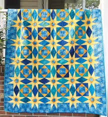 Storm At Sea Quilt Pattern Adorable Cut Loose Press Starry Night Storm At Sea Quilt Pattern CLPJAW48