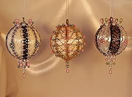 Beaded Victorian ornaments. Christmas Ornaments SaleHandmade ...