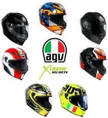 Details About Agv Corsa R Helmet Full Face Carbon Fiberglass Pinlock Ready Dot Ece S 2xl
