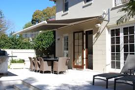 external retractable awnings