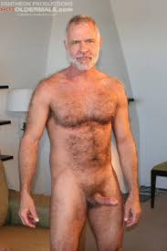 Nude hot mature men
