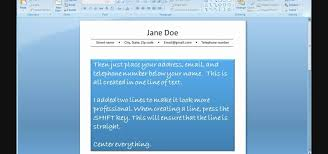 How to Create a resume using PowerPoint  Jobs & Resumes :: WonderHowTo