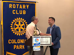 Aaron Hoke Inducted as Rotary President for 2019-2020 Term | Rotary Club of  Colonial Park