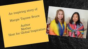 Margie Tayone Bruce - Author, Mother and a New Host of Global Inspiration -  YouTube