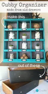 Repurposed Items Best 25 Dresser Drawers Ideas On Pinterest Drawers Dresser