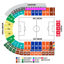 Fc Cincinnati Stadium Seating Chart Fc Cincinnati Announces Season Ticket Prices Process For