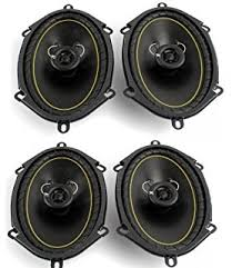 amazon com radio stereo speaker wire harness aftermarket adapter Speaker Wire Harness Adapter Ford 2 pairs kicker ds68 6x8\
