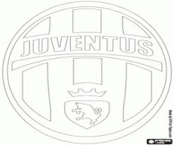 Soccer Or Football Clubss Emblems Europe Coloring Pages Printable