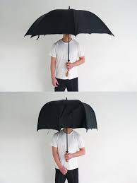 Most of the umbrellas that we see in real life are either boring black  ones, or annoyingly colorful ones. However, these cool umbrellas would  force you to ...
