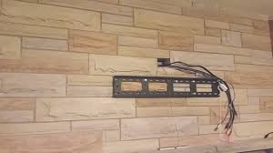 fireplace amazing hang tv above brick fireplace artistic color decor creative at architecture amazing hang