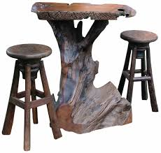 curtain attractive wood round pub table 23 and chairs with