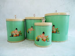 Green Canister Sets Kitchen Kitchen Canisters Red Ceramic 2016 Kitchen Ideas Designs
