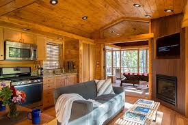 ESCAPE Compact Mobile Home Is Aesthetic And EcoConscious Amazing Living Room Ideas For Mobile Homes Interior