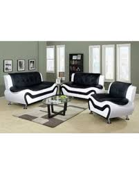 contemporary living room couches. 3 Piece Faux Leather Contemporary Living Room Sofa, Love Seat, Chair Set,  Black Contemporary Living Room Couches G