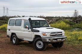 2018 Toyota LandCruiser 70 Series Review
