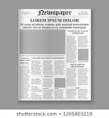 Newspaper Articles Template Newspaper Article Images Stock Photos Vectors Shutterstock
