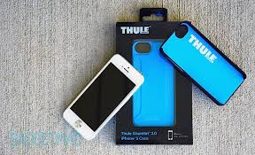 Iphone 5s Case Blue : Thule gauntlet cases for iphone u retina macbook pro review