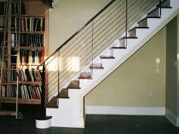 diy exterior metal handrail. diy cable railing | wrought iron stair indoor kits exterior metal handrail