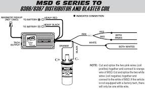 wiring diagram for msd 6al box the wiring diagram msd distributor wiring diagram nilza wiring diagram