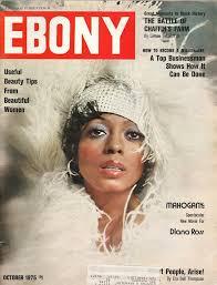 Ebony magazine back issue