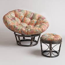 Double Papasan Chair Frame | Replacement Papasan Chair Cushion | Papasan  Chair Base