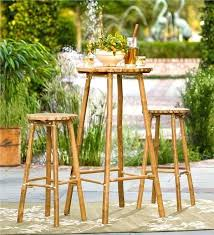 bar height bistro table and chairs amazing of bar height patio bistro set bamboo bistro set bar height table and stools bistro bar height bistro table