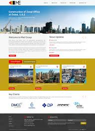 Tour Company Website Design Medgroup Website Design And Development By Web Channel