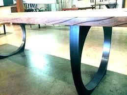 wood coffee table with metal legs metal side table legs metal side table legs wood coffee