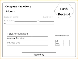 receipt template xls received receipt template goods delivery receipt template download