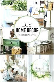 Fun Diy Home Decor Ideas Creative Interesting Inspiration Design