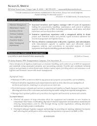 Hazardous Materials Specialist Sample Resume Logistic Resume Sample Madrat Co Shalomhouseus 3