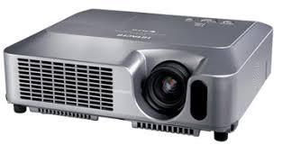 hitachi projector. hitachi ed-x12 projector e
