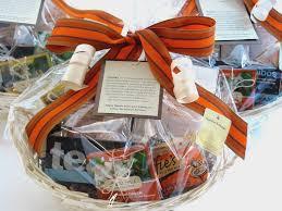 blebdesign tea basket 50 with custom thank you message