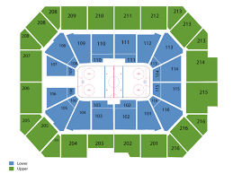 Allstate Seating Chart Chicago Wolves Tickets At Allstate Arena On January 19 2020 At 3 00 Pm