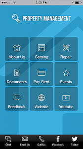 Realtor Property Management Apps App Templates Android Iphone Ipad