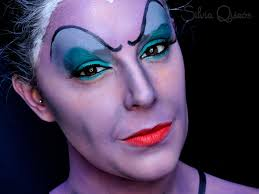erfly make up tutorial ursula from the little mermaid fantasy makeup tutorial
