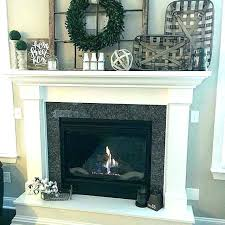 fireplace mantel with tv above ideas decorating h26 decorating